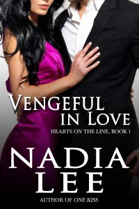 Vengeful in Love Book Cover